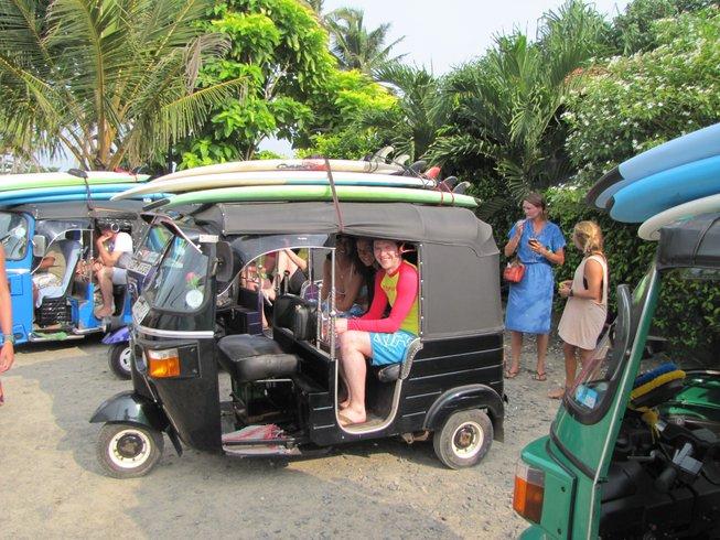 8 Days Fabulous Surf and Yoga Retreat in Sri Lanka