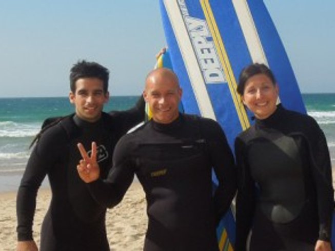 7 Days Kitesurfing Camp in Cascais, Portugal