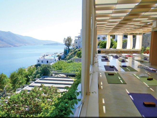 8 Tage Ashtanga Meditation und Yoga Retreat in der Süd Ägäis, Griechenland