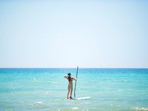 4 Days Surf and Yoga Retreat in Cyprus