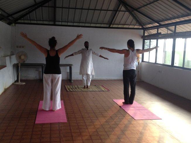 3 días retiro de yoga y Ayurveda rejuvenecedor en Kerala, India