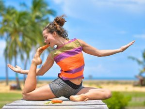 7 Day All Inclusive Beach Fitness Holiday with Yoga and Detox in Kalpitiya, Puttalam district