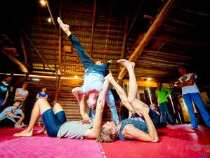 6 Days Festival & Acro Yoga Retreat Sweden