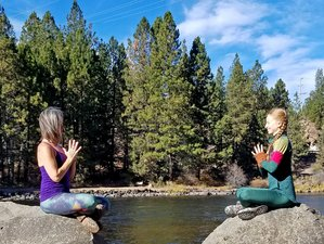 4-Daagse Vrouwen Yoga Retraite Washington State, Verenigde Staten