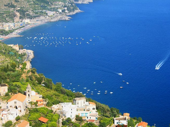 5 Days Italian Culinary Vacations in Ravello