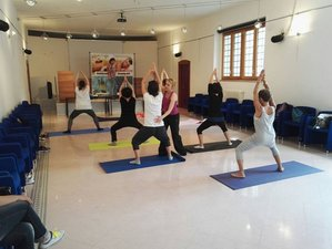 8 Days Certified Yoga Teacher Training in Italy
