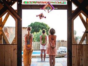 7 días de retiro de yoga y meditación de verano en playa El Palmar, Cádiz, España
