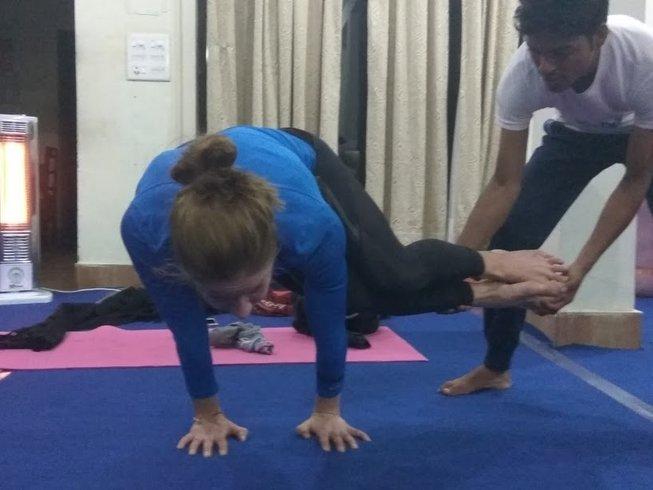 30 Days 200-Hour Yoga Teacher Training in India