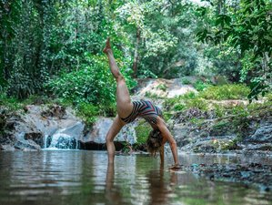 7 Day Sanctuary Experience Wellness, Meditation, and Yoga Retreat in Puntarenas Province