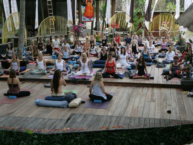 4 Days Unwind and Relax Yoga Retreat in Bali, Indonesia
