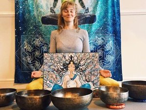 4 Days Healing with Tibetan Singing Bowls and Yoga Retreat in Greenwich, UK