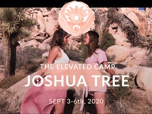 4 Day Elevate the Globe Kundalini Meditation and Yoga Retreat in Joshua Tree, California