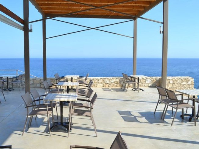 8 jours en stage de yoga et méditation en Crète, Grèce