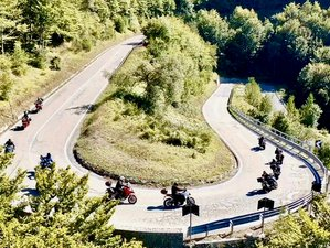 10 Day Guided Motorcycle Tour Mugello MotoGP and the Italian Ride