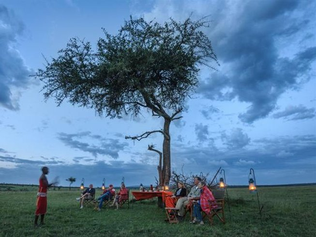 8 Days Safari and Yoga Retreat in Maasai Mara, Kenya