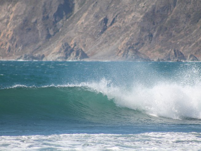7 Days Central Chile Surfing and Road Trip
