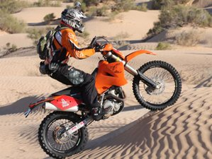 11 Day Guided Enduro Dirt Bike Motorcycle Tour in Tunisia