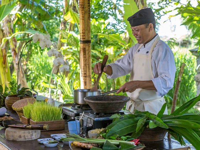 15 Days Cooking & Culinary Vacation in Bali, Indonesia