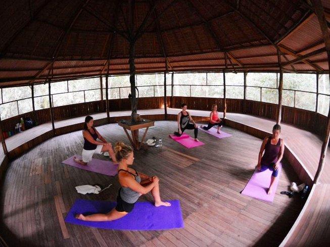 14 Days Sustainable Yoga Retreat in Peru