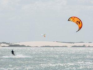 8 Days Advanced Downwinder Kitesurf Camp in Brazil
