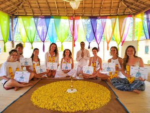 21 Day 200-Hour Online Kundalini Tantra Yoga Teacher Training Course