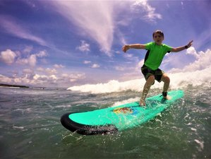 14 Days Stay and Surf Camp in Bali, Indonesia