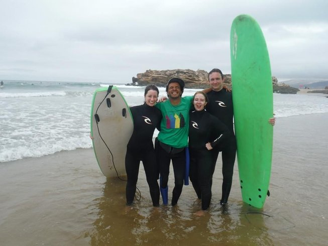 Surf & Yoga Camp Vacation 8 Days All Inclusive Agadir-Tamraght-Taghazout, Morocco