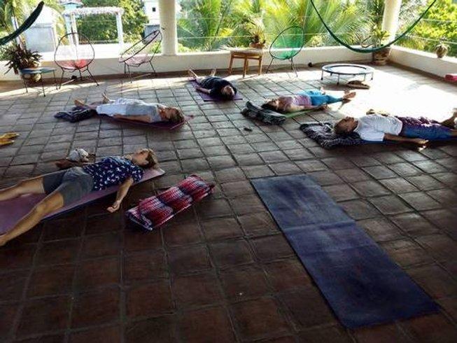 7 Days Live Vivo Detox and Yoga Retreat in Mexico
