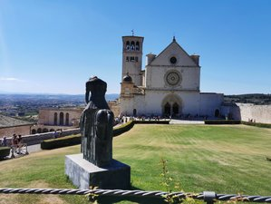 6 Day Self-Guided Vespa Tour in Umbria