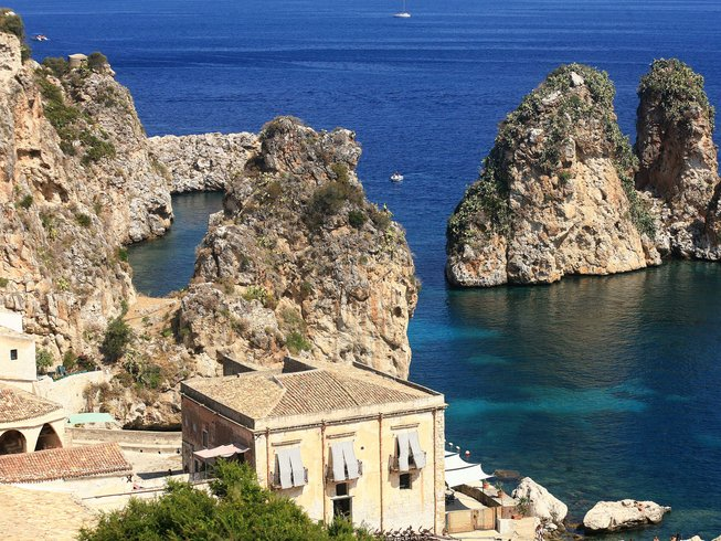 8 Days Cooking Holidays in Sicily, Italy