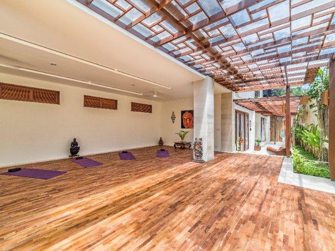 7 Days Yoga, Dance, and Surf Bali
