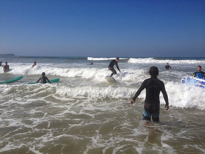 6 Days Peniche Surf Holiday Portugal