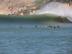 4 Day Authentic Surf Camp with Coaching and Guiding in Sidi Kaouki, Essaouira