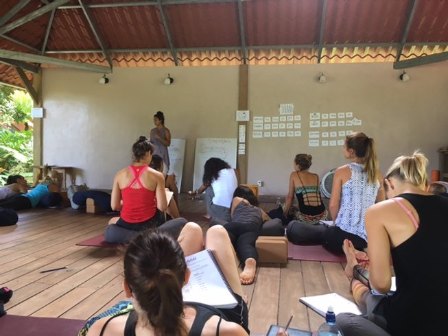 24 Days 200-Hour Yoga Teacher Training in Costa Rica