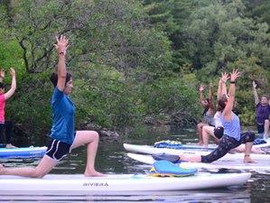 2 Days Fun SUP Yoga Retreat Toronto, Canada