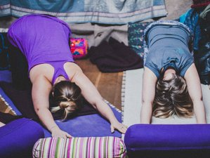 Private Relax and Rejuvenate Yoga 5 Days Midweek Retreat in Lake District, UK