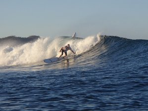 8 Days Tropical Water Surfing and Yoga Retreat in Guanacaste, Costa Rica