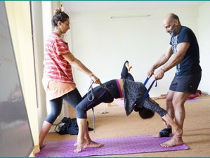 27-Daagse 200-urige Yoga Docententraining in India