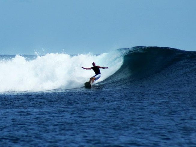 8 Days Surfari and Surf Camp Indonesia