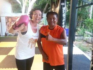 4 Day Phi Phi Island Tour and Muay Thai Training in Exotic Mai Khao, Thalang, Phuket