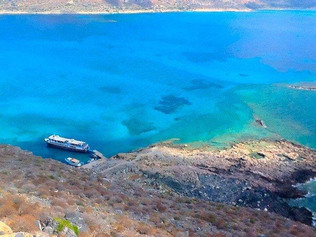 8 Days Meditation and Beach Yoga Retreat in Kissamos, Greece