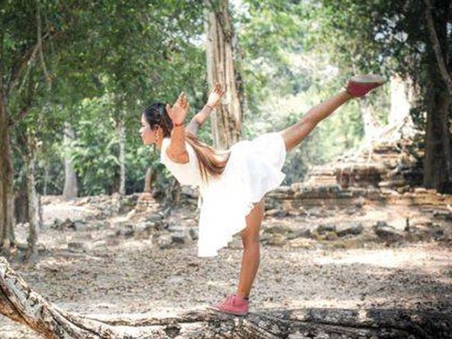 7 Days Anti Stress & Burnout Yoga Vacation in Cambodia