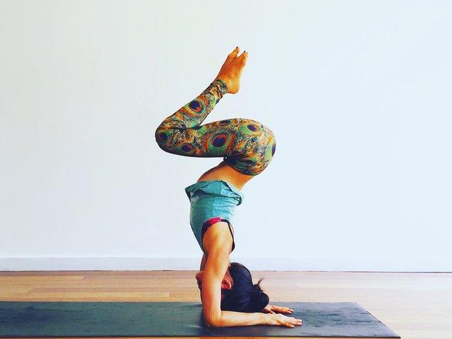 12 jours-100h de formation de professeur de yang yoga au Nayarit, Mexique