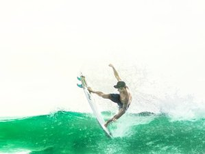 8 Days Cabo Blanco Tour and Advanced Surf Camp in Santa Teresa, Costa Rica