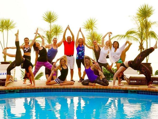 7 Days Sansara Surf and Yoga Retreat in Panama