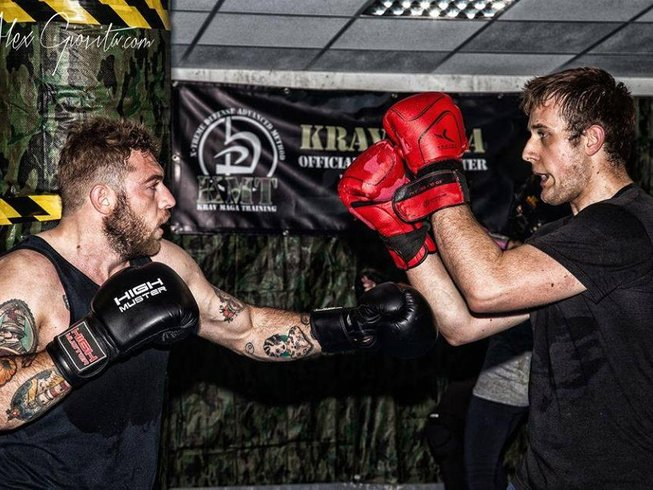 3 Days Krav Maga Training in Italy