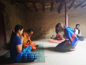 45 Days 4-Yogas Intensive Lineage Yoga Course in Bir, India