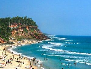 11-Daagse Meditatie en Yoga Retraite in Kerala, India