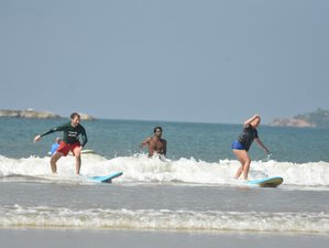 5 Day Get in Touch with Local Culture and Learn How to Surf in Mirissa, Southern Province