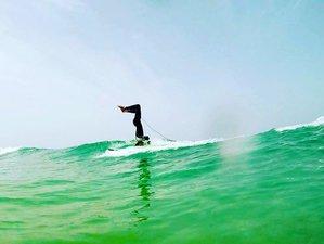 8 jours en camp de surf et yoga à la pleine lune à Taghazout, Maroc